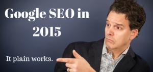 Google SEO in 2015